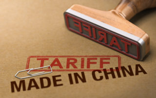 Tariff: Made in China Image